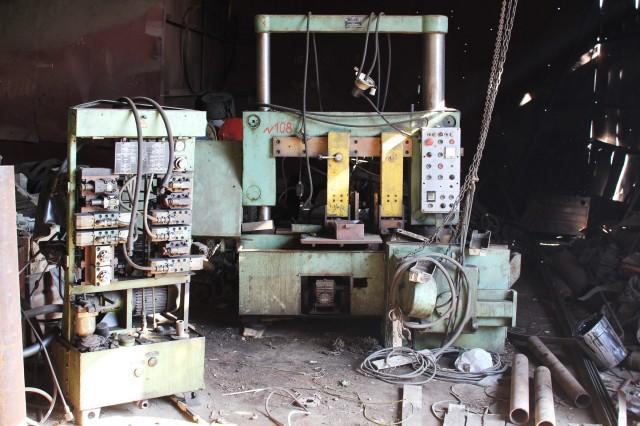 Автомат ленточно-отрезной 8Б545
